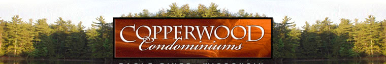 Copperwood Condominiums - Eagle River Chain Condos