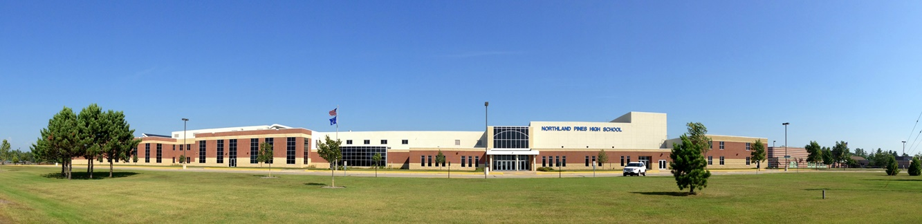 Back to School - Northland Pines School District Starts Today!