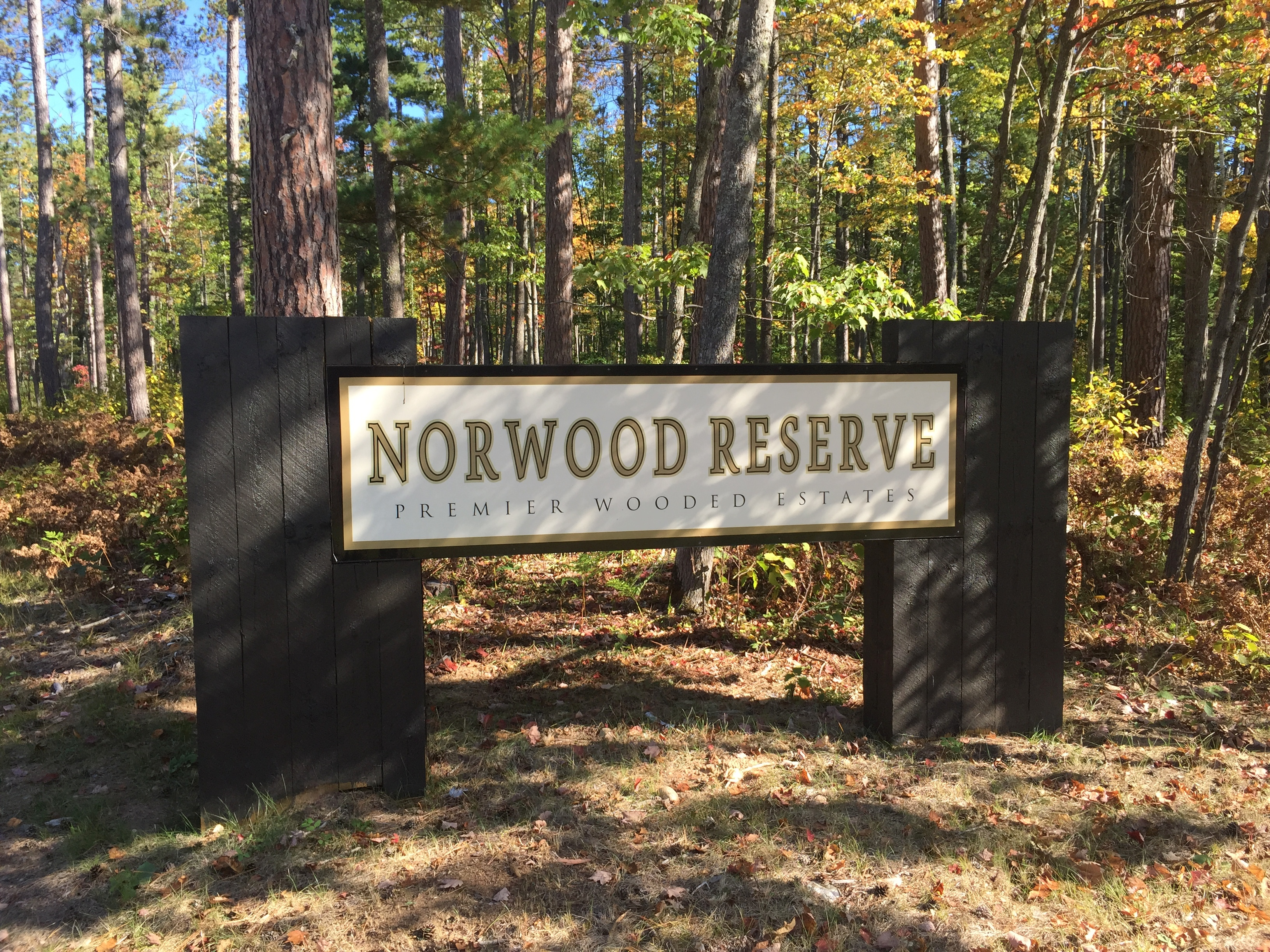 Norwood Reserve - Premiere Wooded Estates