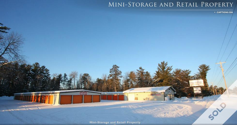 Eagle River WI Commerical Building SOLD