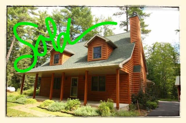 Cranberry Lake Access Home SOLD