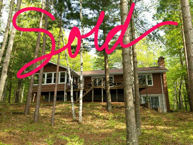 Snipe Lake Home SOLD