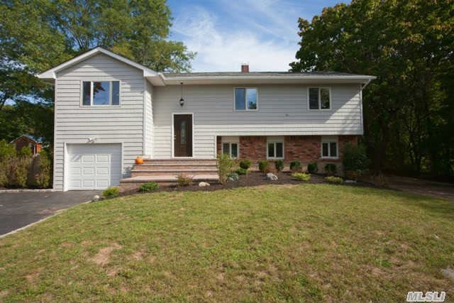 Welcome Home!! Perfectly Renovated 6-Bedroom High Ranch Home With Gourmet Kitchen & Large Yard!!!