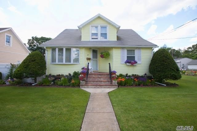 Wanting That Perfect Vintage Home?? Your Search Is Over - Check Out This Lovely 3-Bed Turn Of The Century Cape Home!!