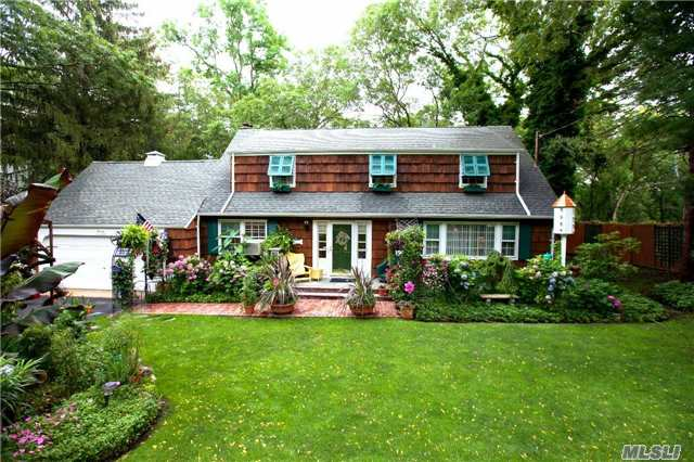 Just Listed - Beautiful Colonial - Nature Lover's Paradise!