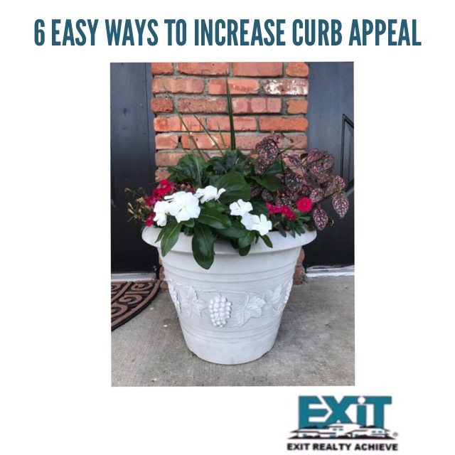 6 Easy Ways to Increase Curb Appeal