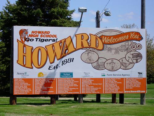 Howard, SD