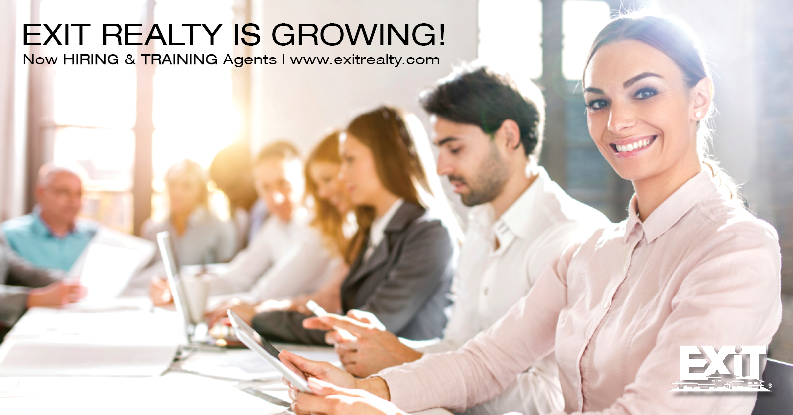 EXIT Realty is growing