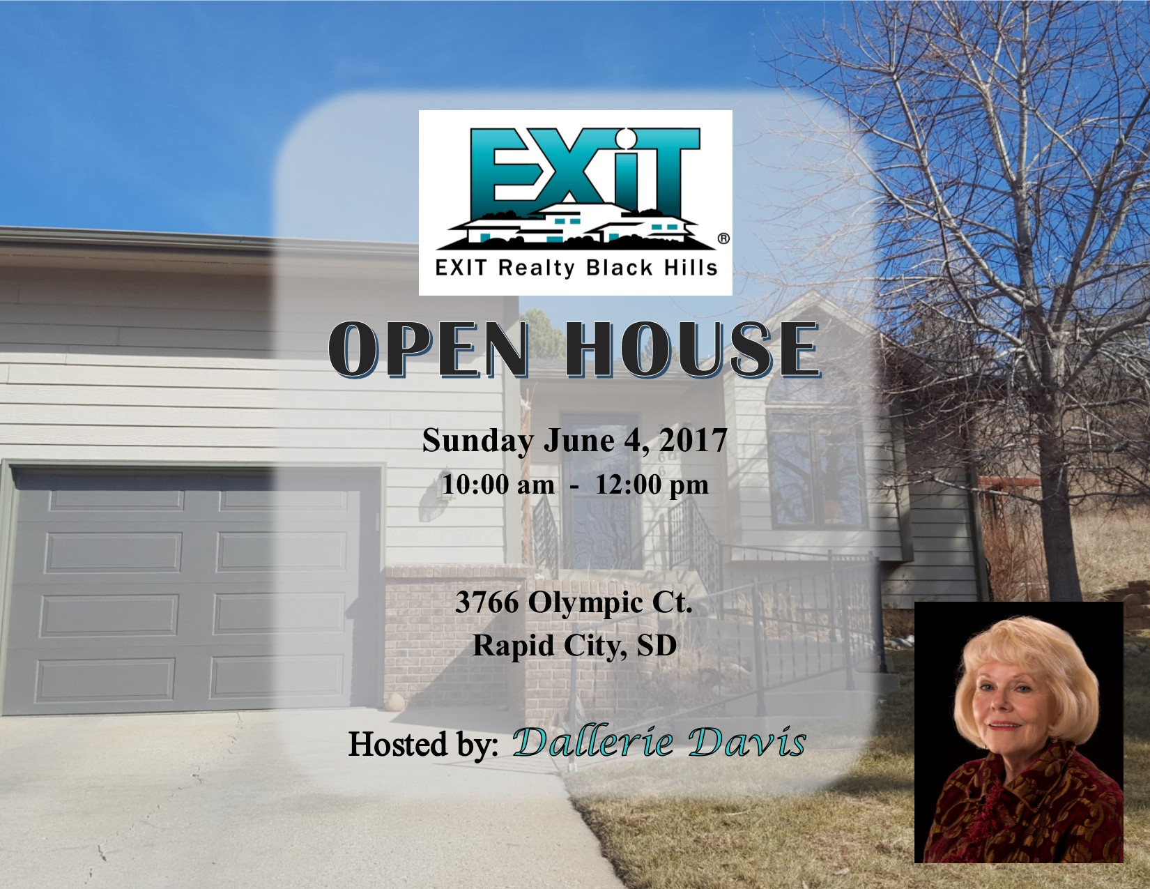 Open House for June 4, 2017
