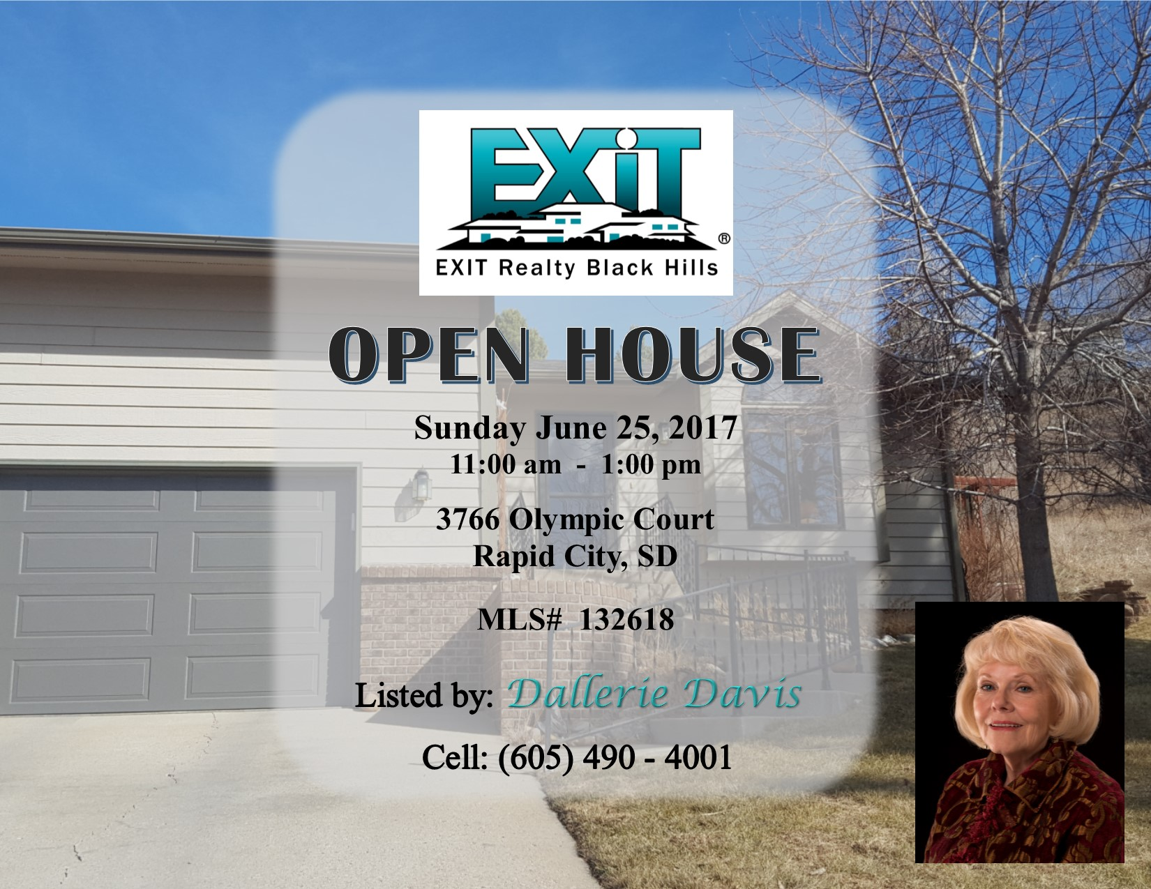 Open House for June 25, 2017