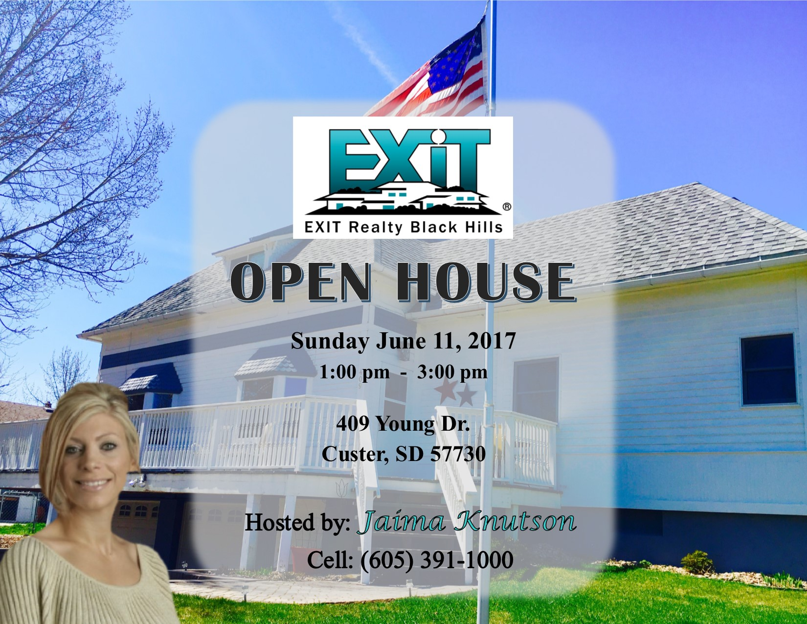 Open House for June 11, 2017