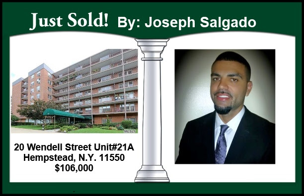 Just Sold by Joseph in Hempstead!