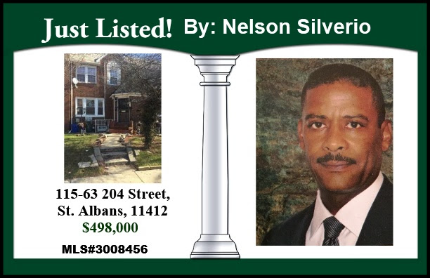 Just Listed by Nelson in St. Albans!