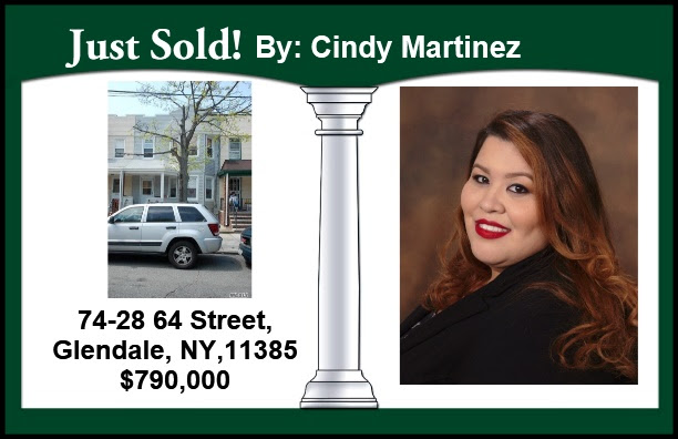 Just Sold by Cindy in Glendale!