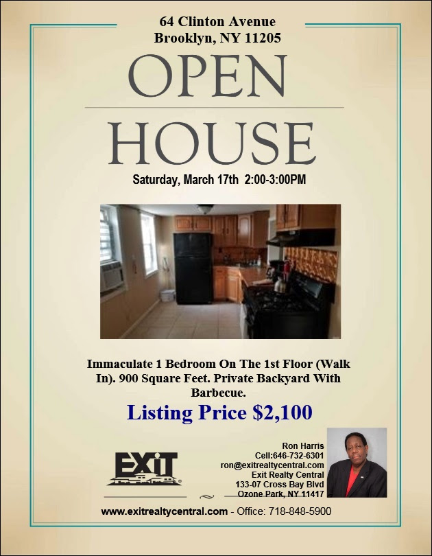 Open House Hosted by Ron Harris!