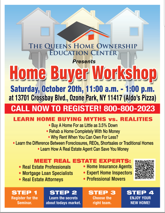 First Time Home Buyer Long Island Ny