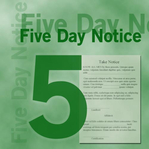 Eviction notice non payment of rent yelomphonecompany eviction spiritdancerdesigns Choice Image