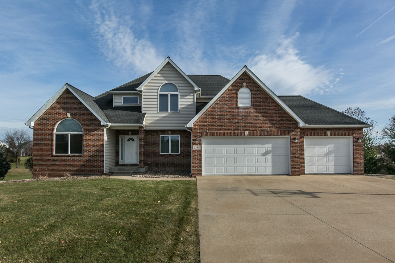 NEW PRICE | Offered by Deb Hooks | 2198 Wedgewood Dr.