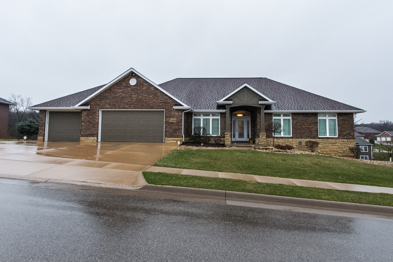 New Listing|Offered by Angie Mozena| 3359 Hibiscus Ln, Dubuque IA