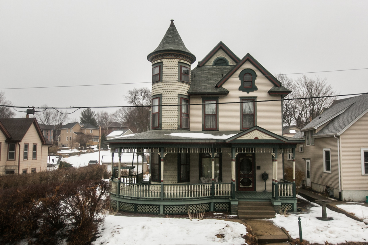 LISTED AND SOLD IN LESS THAN A WEEK | 390 Hill Street, Dubuque, IA.