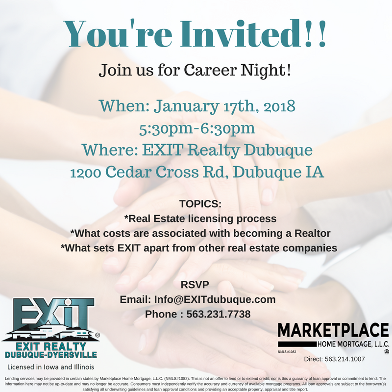 INTERESTED IN A REWARDING CAREER IN REAL ESTATE??