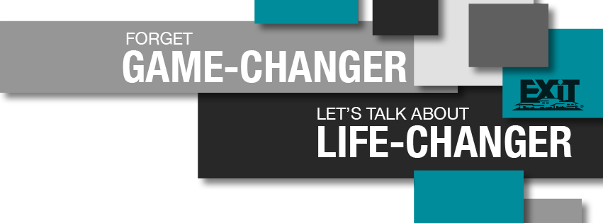 Forget GAME changer, lets talk about LIFE Changer!