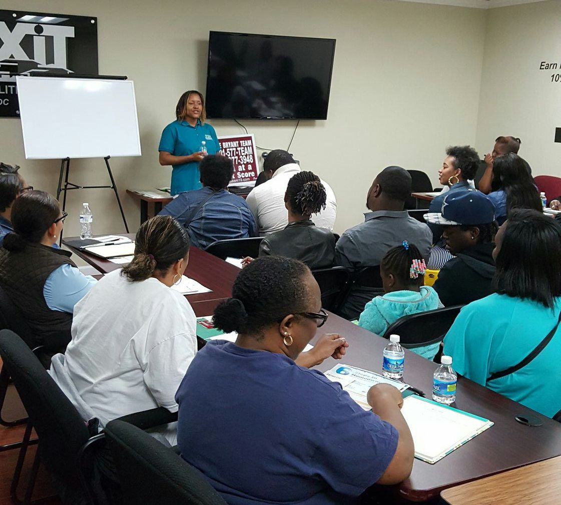 Thank You to all who attended our recent Home Buyer Education Seminar!