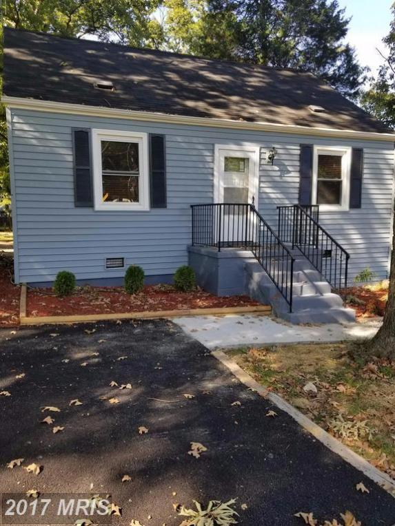 8005 Woodyard Rd Home For Sale in Clinton MD