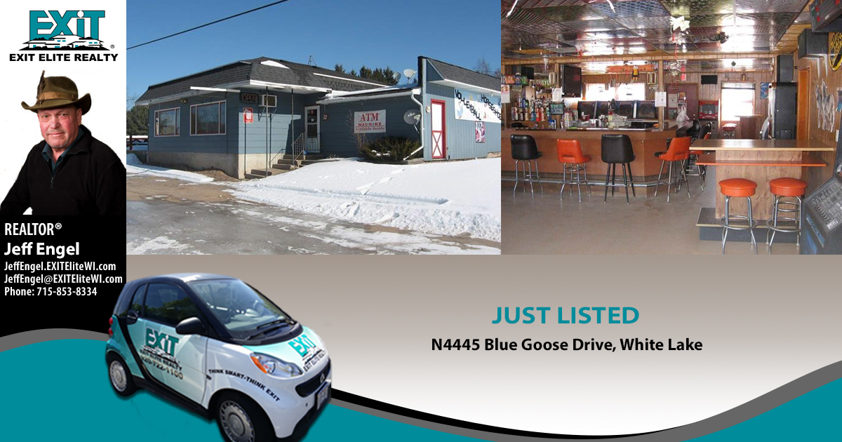Just Listed! N4445 Blue Goose Dr, White Lake