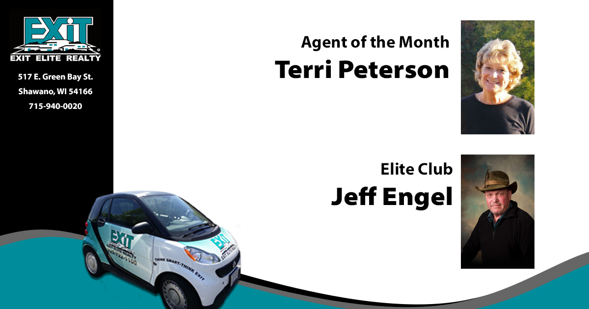Shawano Agent of the Month and Elite Club