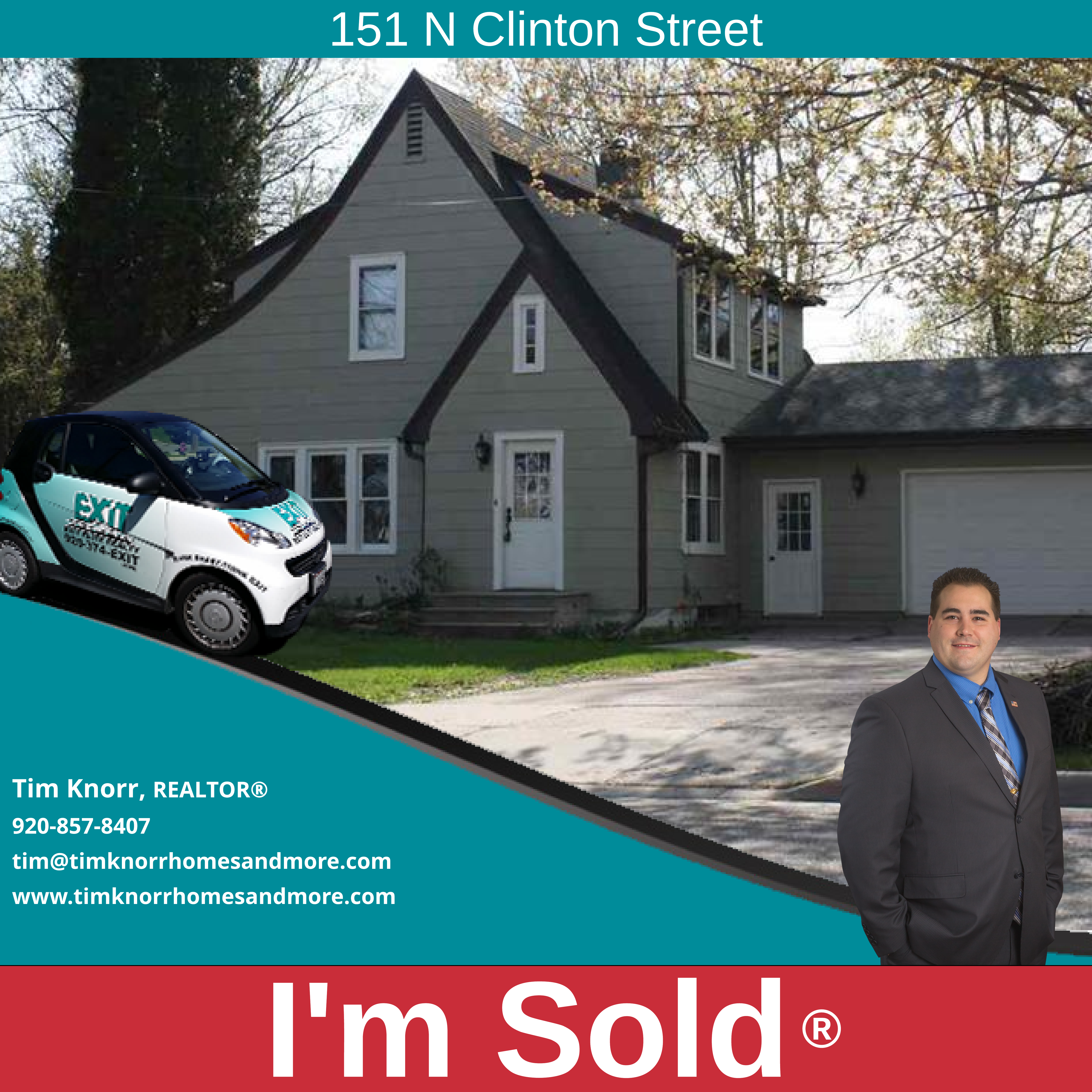 151 N Clinton St.