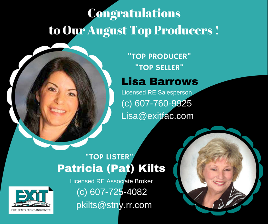 Lisa Barrows & Patricia Kilts
