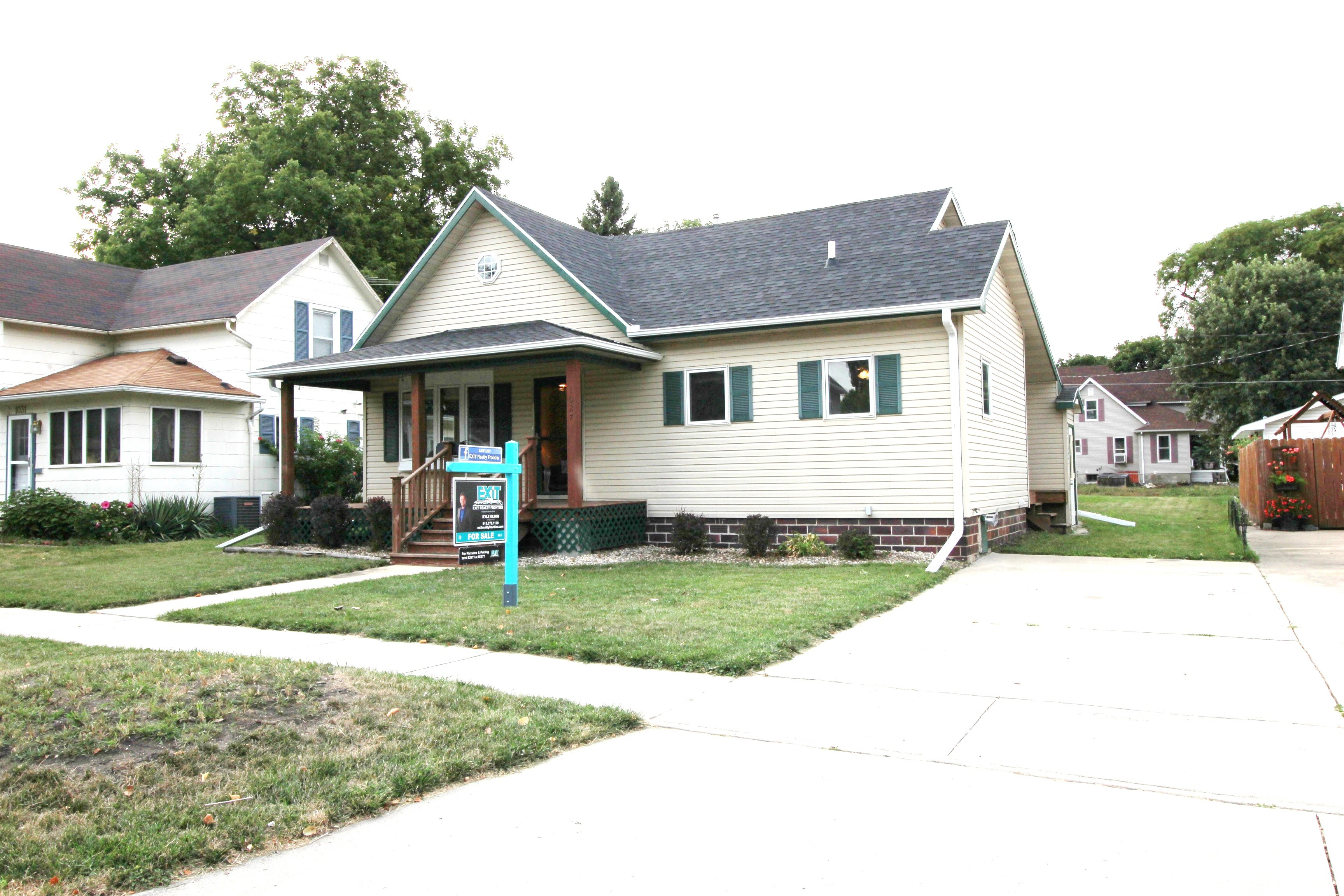 Spacious Ranch Home~ 1027 Water Street Webster City, IA 50595