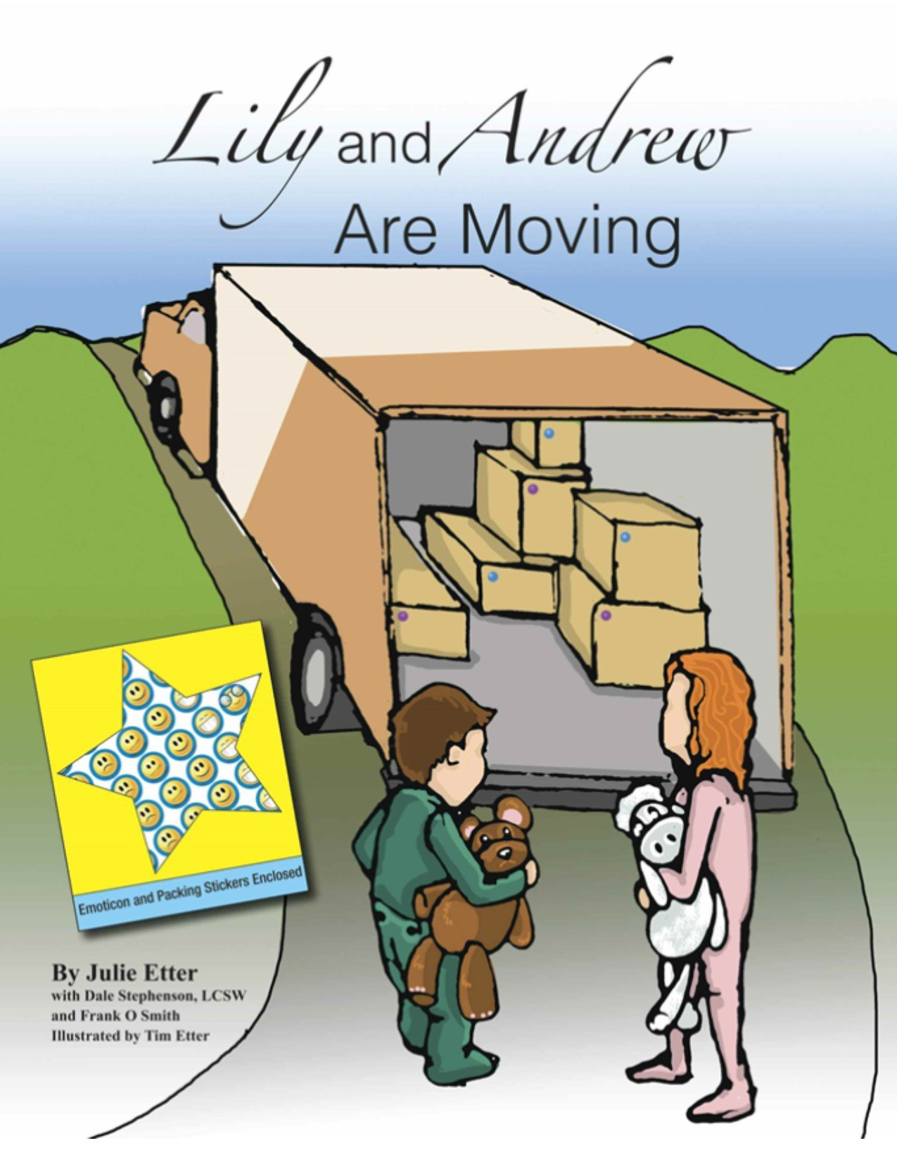 "Moving with Children - Expert Advises ""Involvement"""
