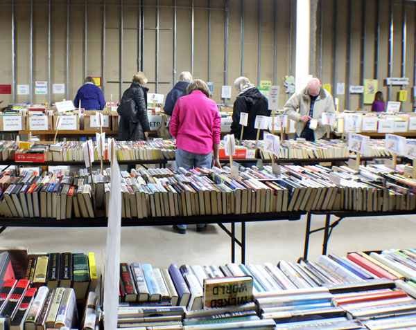 Friends of the Library Book Sale- Marathon County Public Library