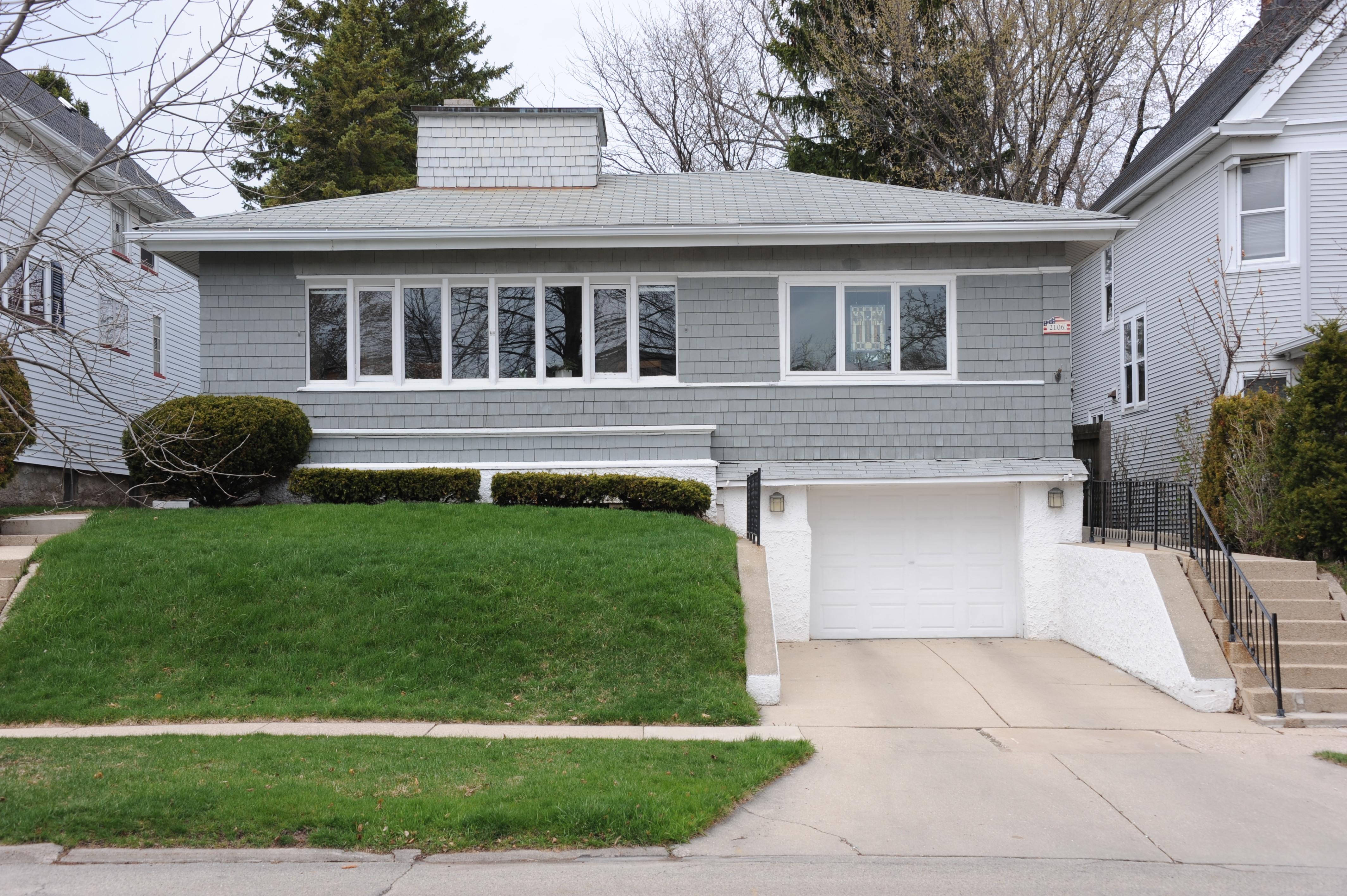 Elizabeth Murphy House in Shorewood, WI, Identified as a