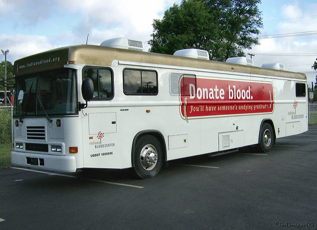 Donate Blood... You'll Have Someone's Undying Gratitude