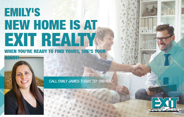 EXIT Realty Gulf Shores Welcomes Emily James