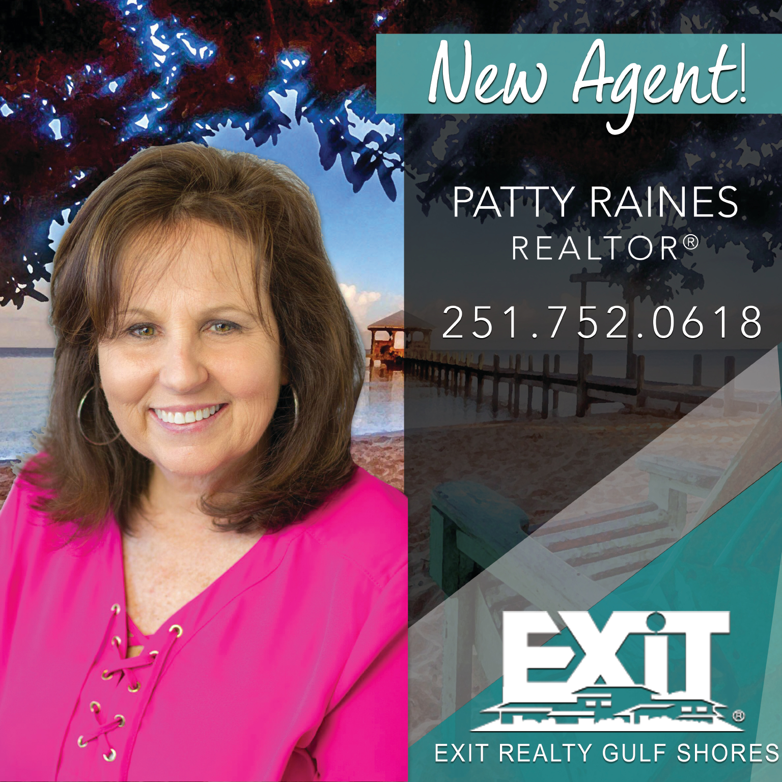 WELCOME PATTY RAINES