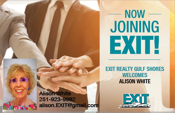EXIT Realty Gulf Shores Welcomes Alison White