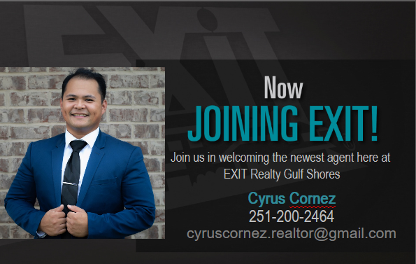 WELCOME CYRUS CORNEZ