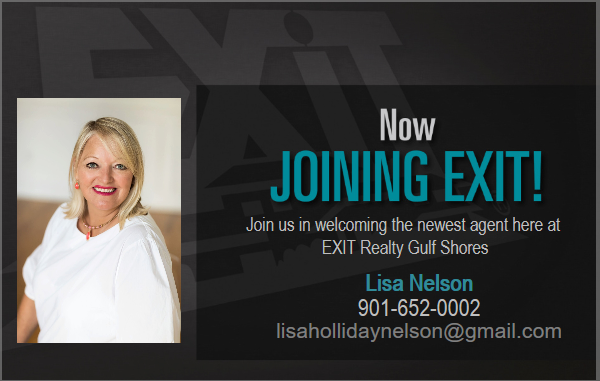 WELCOME LISA NELSON