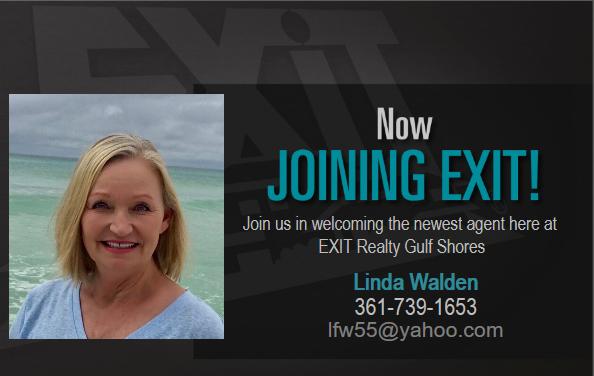 WELCOME LINDA WALDEN