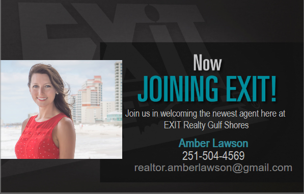 WELCOME AMBER LAWSON