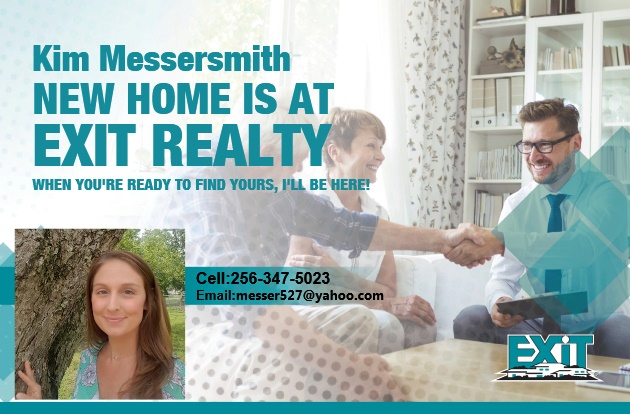 WELCOME KIM MESSERSMITH