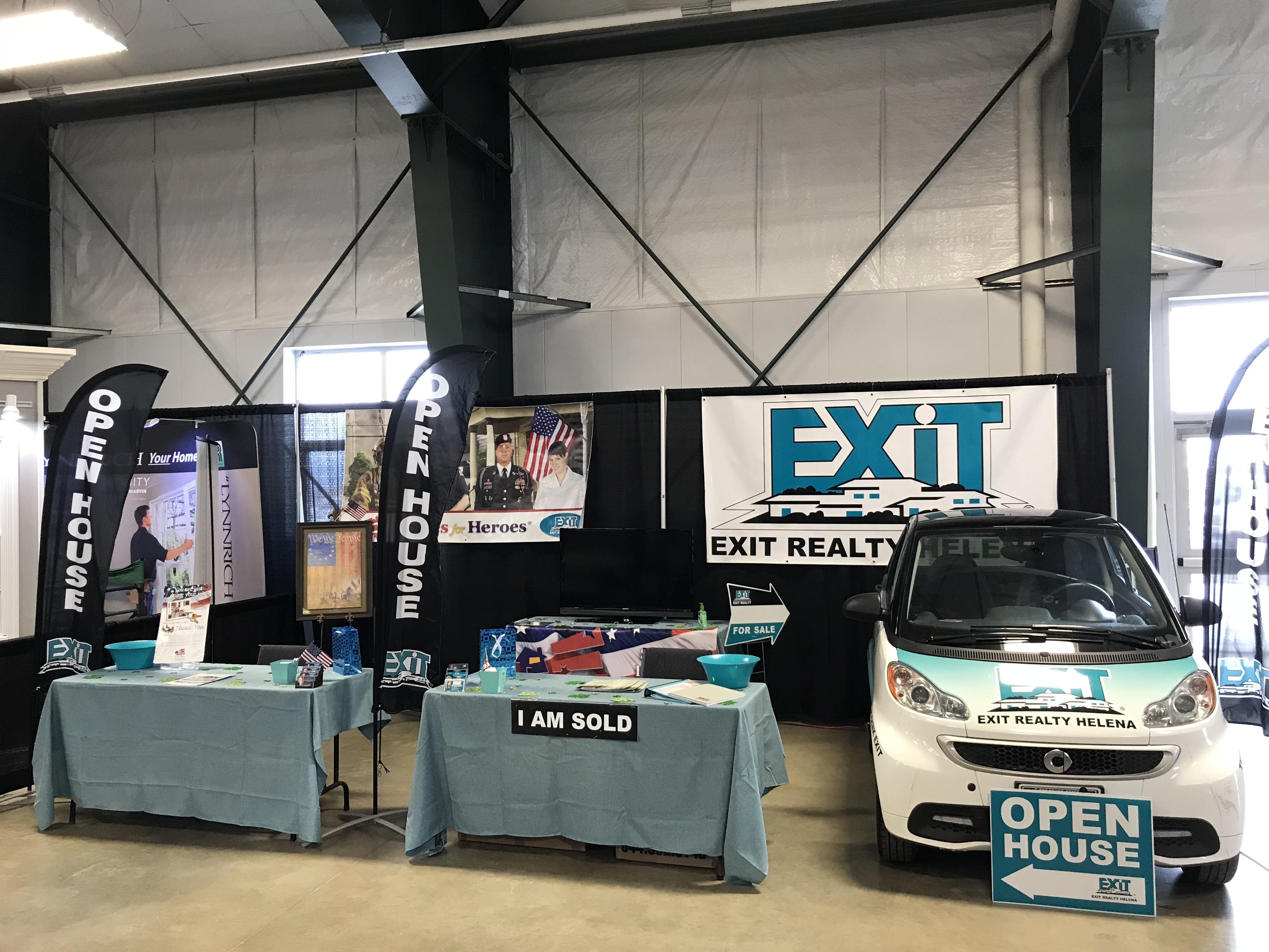 Great Showing at the HBIA Home Show