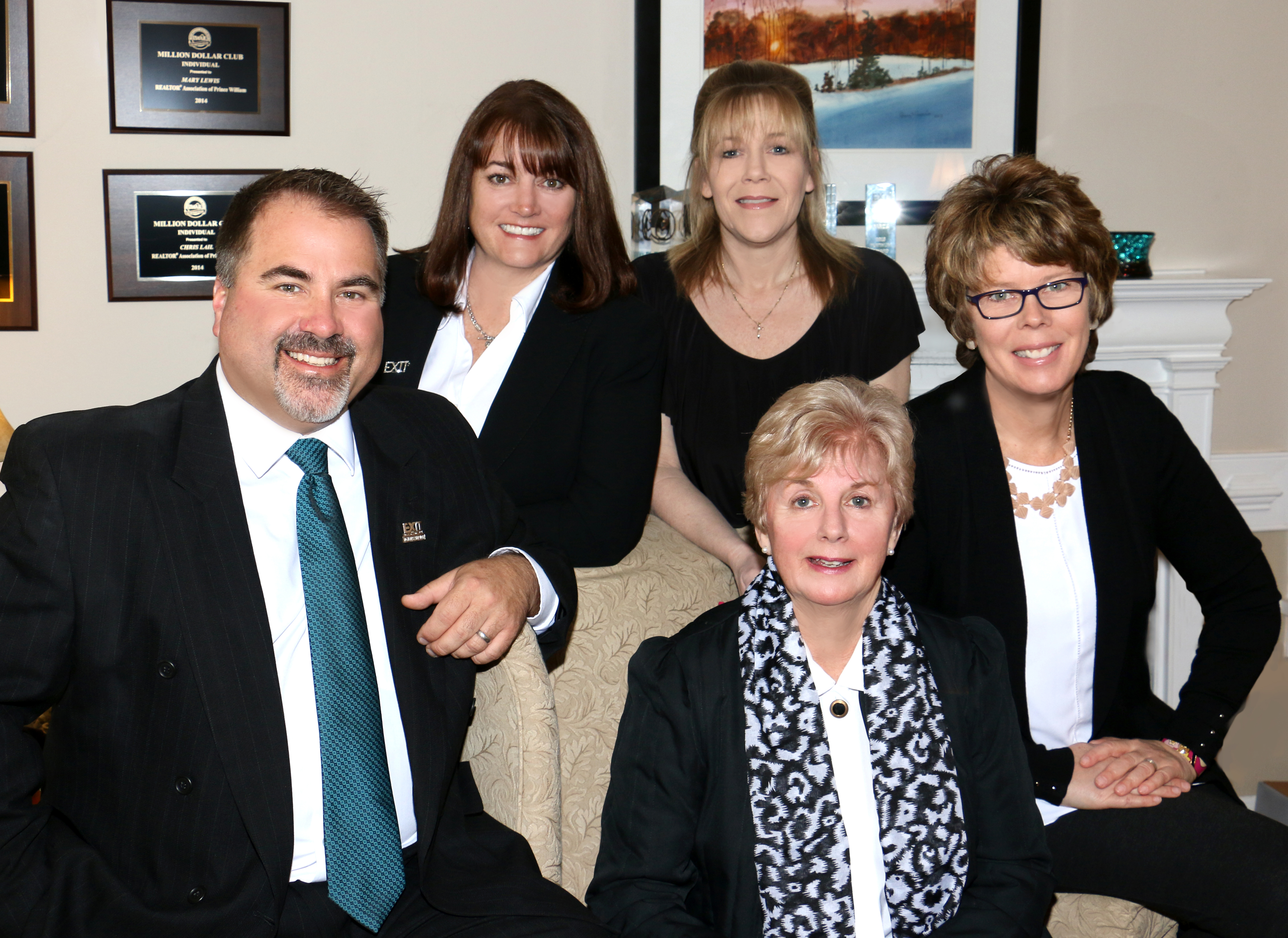 EXIT Heritage Realty Announces New Executive Support Team