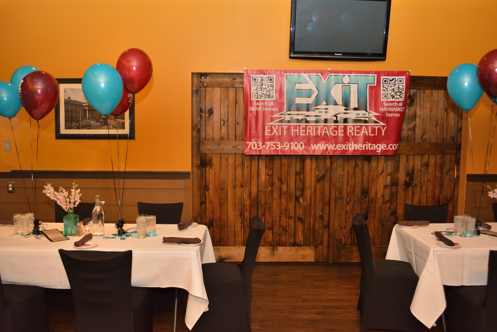 EXIT Heritage Realty Annual Awards Banquet