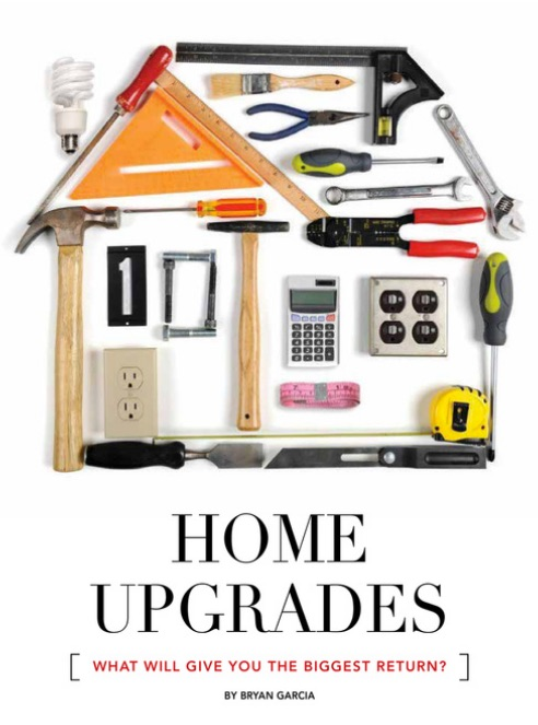 Home Upgrades: What Will Give You the Biggest Return?