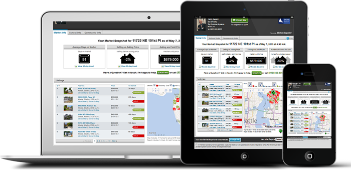 Get a Free Real Estate Market Snapshot for Your Neighborhood